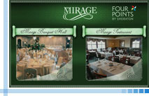 Mirage Four Points